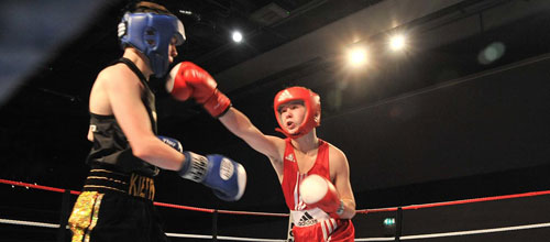 Oldham Boxing